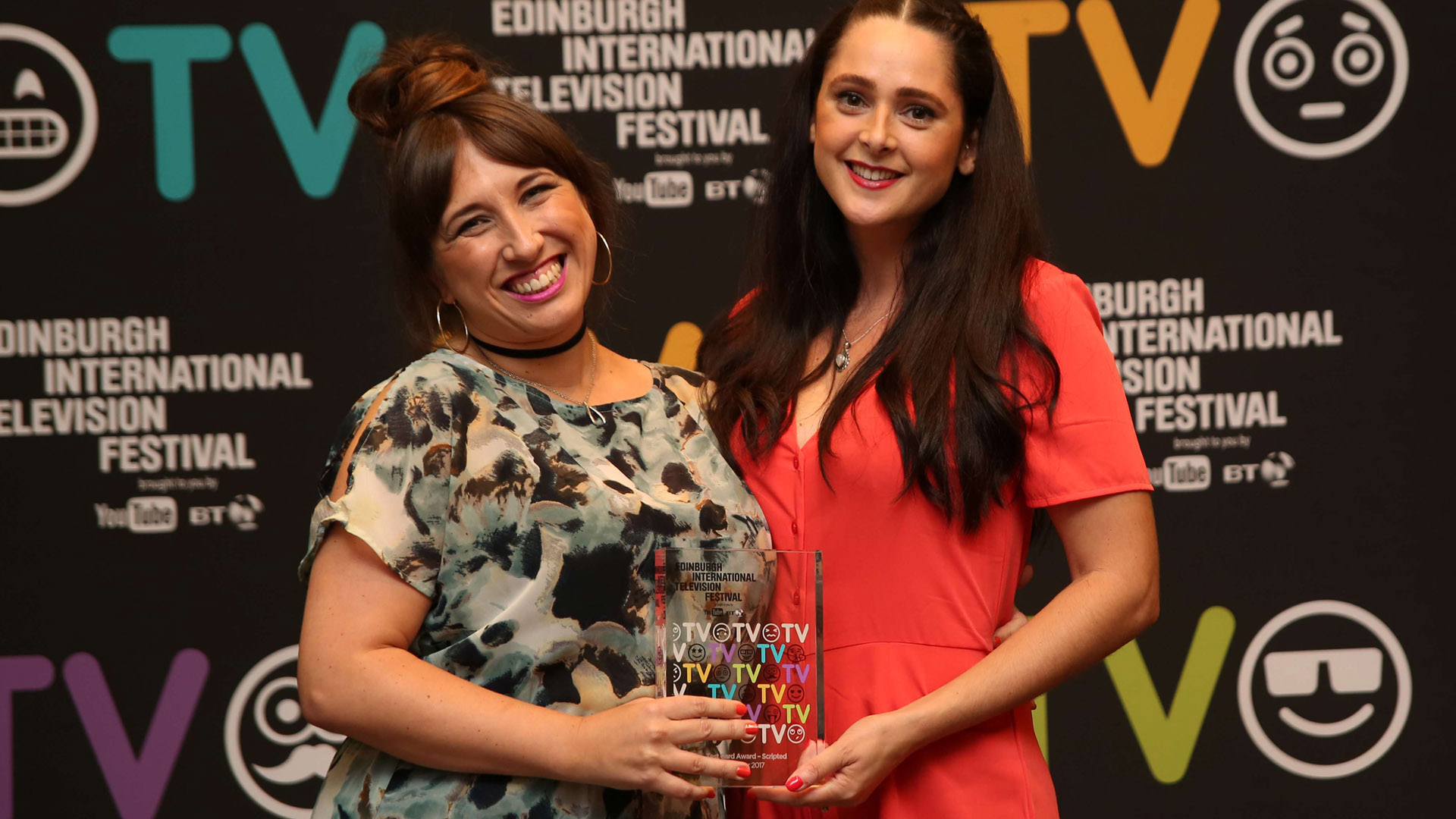 Best Scripted Pilot Award Winners!